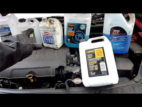 Why You Should Use Distilled Water in Your Car