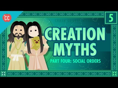 Social Orders and Creation Stories: Crash Course Mythology #5