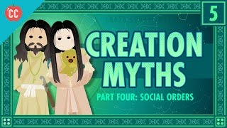 Social Orders and Creation Stories: Crash Course Mythology #5 thumbnail