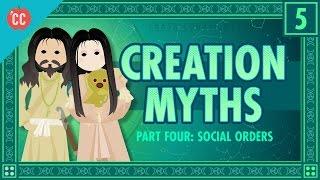 Social Orders and Creation Stories: Crash Course World Mythology #5 thumbnail