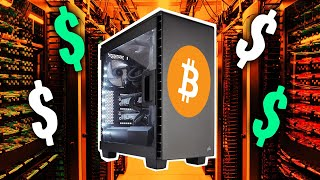 Why Bitcoin Is Scaring PC Gamers