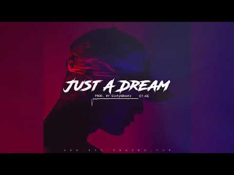 "Piano Rap Beat ""JUST A DREAM""   Trap/Rap Instrumental 2021   Dope Rap Beat"