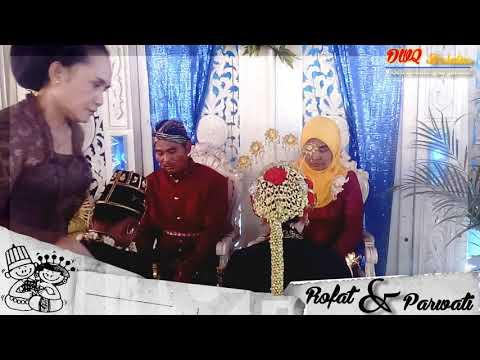 Ijab Qabul Arofat & Parwati 8 September 2018
