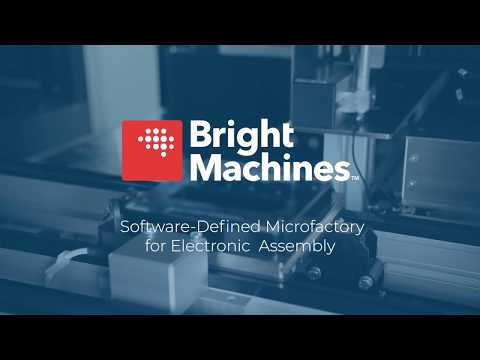 Software-Defined Microfactory For Electronic Assembly