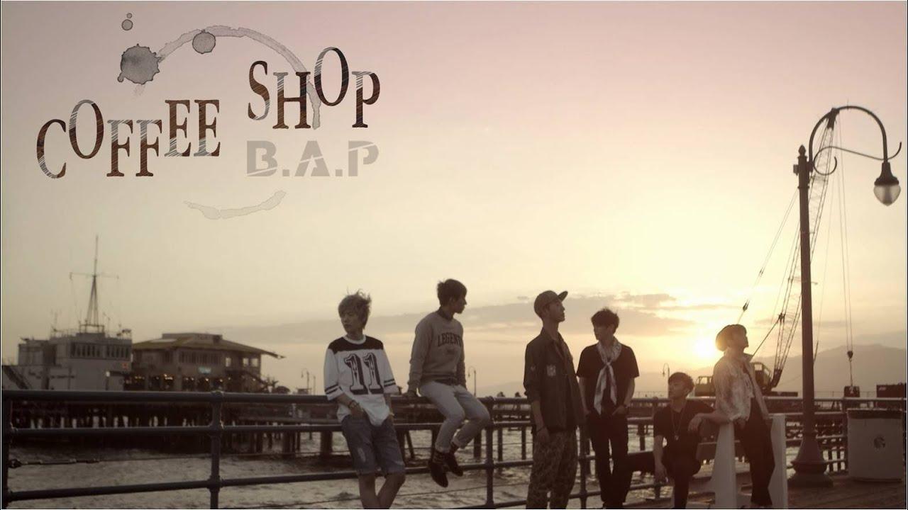 B.A.P 3rd Mini Album COFFEE SHOP Teaser - YouTube