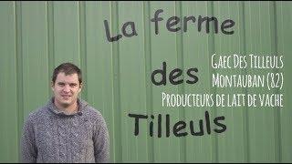 Damien CANTALOUBE (Producteur de Lait de vaches) - Eleveur Ambassadeur Bleu-Blanc-Cœur