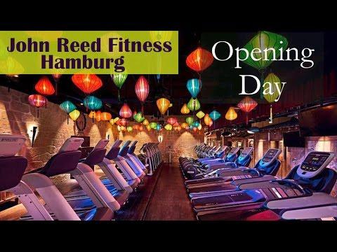 John Reed Fitness | Hamburg Opening Day