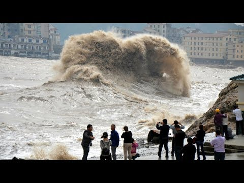 Mother Nature Angry Caught On Camera | Amazing Monster Flash Flood Compilation ✔P1