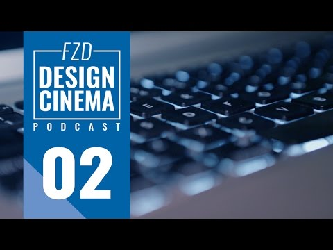 Design Cinema Podcast EP 2 – Landing That Job
