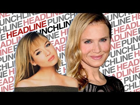 Download Youtube: Renee Zellweger's New Face | DAILY REHASH | Ora TV