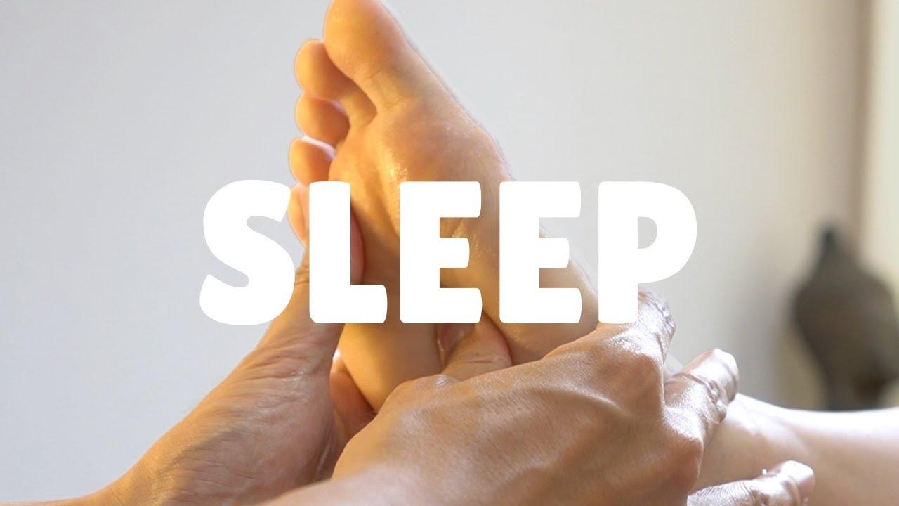 寝る足つぼ | レベル3の優しい足つぼ30分