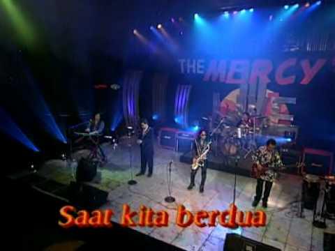 The Mercy's - Lagu Rindu