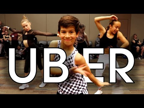 Uber - LiTek & Tom Zanetti feat Curtis Clancey | Radix Dance Fix Season 2 | Brian Friedman Choreogra