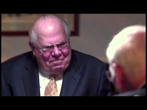 Ambassador Rooney interview with Verne Lundquist of CBS