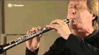 Albrecht Mayer et Hélène Grimaud : Romances pour hautbois et piano Op. 94