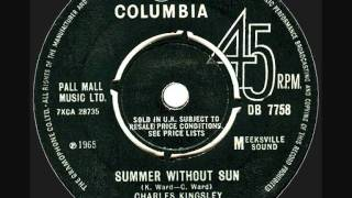 Charles Kingsley Creation (Joe Meek) - Summer Without Sun - 1965 45rpm