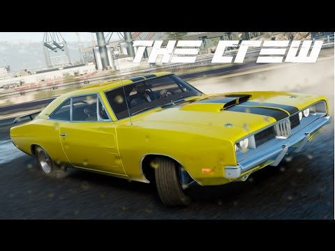 The Crew- My Muscle Cars Montage (Video Mode) - YouTube