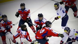 Marissa Brandt on potentially unified Korean hockey team