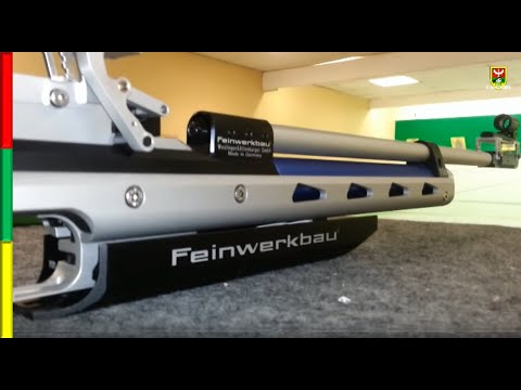 FEINWERKBAU P700 EVOLUTION TOP Air rifle cal .177