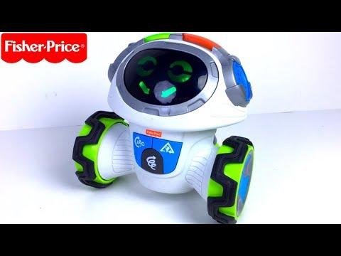 THINK AND LEARN TEACH 'N TAG MOVI ROBOT...