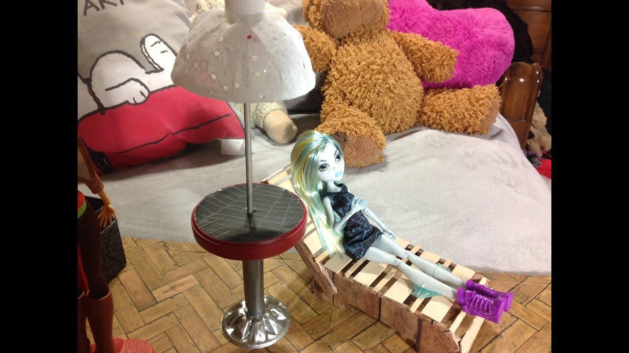 Como hacer una silla perezosa o tumbona para tus mu ecas - Materiales para tapizar una silla ...