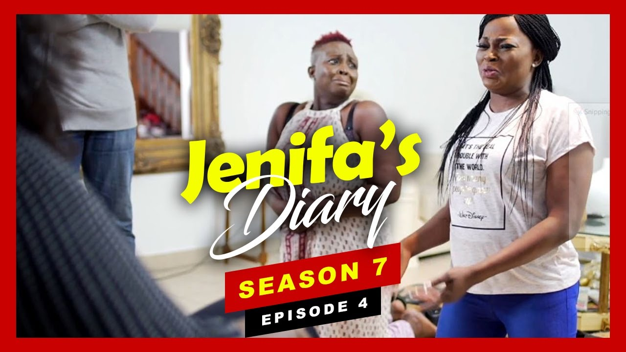 Download Jenifas diary S7EP4 -ENTRAPPED (JENIFA In London )