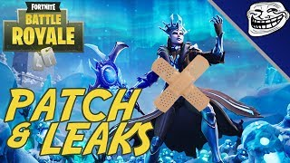 Fortnite Patch & Leaks: 4 Rare/Legendary Items Vaulted, NFL Skins Return & Leaked Marshmallow Event