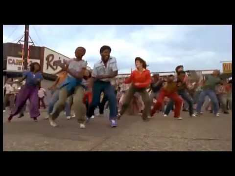 CAN'T STOP THE FEELING!  Epic dance edition