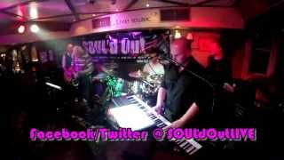 Essex' finest motown, funk, soul & disco cover band 'SOUL'd Out' br...