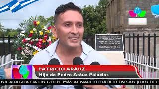 Comandante Pedro Aráuz Palacios, 41 aniversario de la gesta de