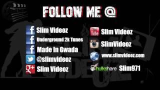 Keros-n - Kon Bèf (footstep riddim) @SlimVideoZ