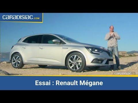 Essai Renault Mégane