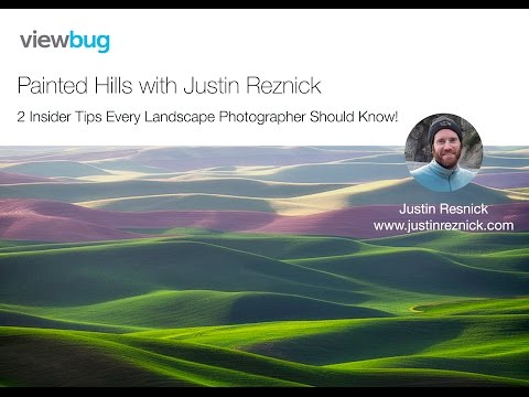 2 Insider Tips Every Landscape Photographer Should Know! with Justin Reznick