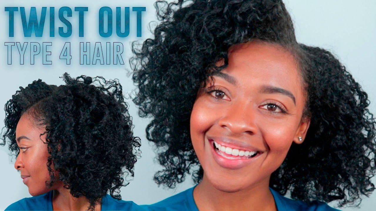 twist type 4 hair natural