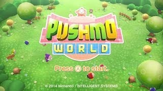 Pushmo World - 60 Minute Playthrough [Wii U]
