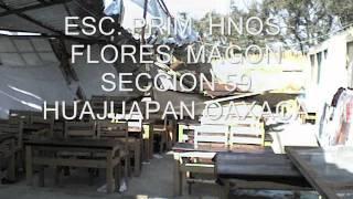 ESC,PRIM HNOS. FLORES MAGON SEC. 59 .wmv