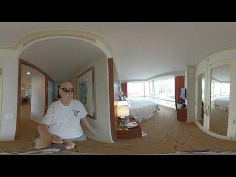 Weird Stupid Random Vegas Insta 360 One X Test Video
