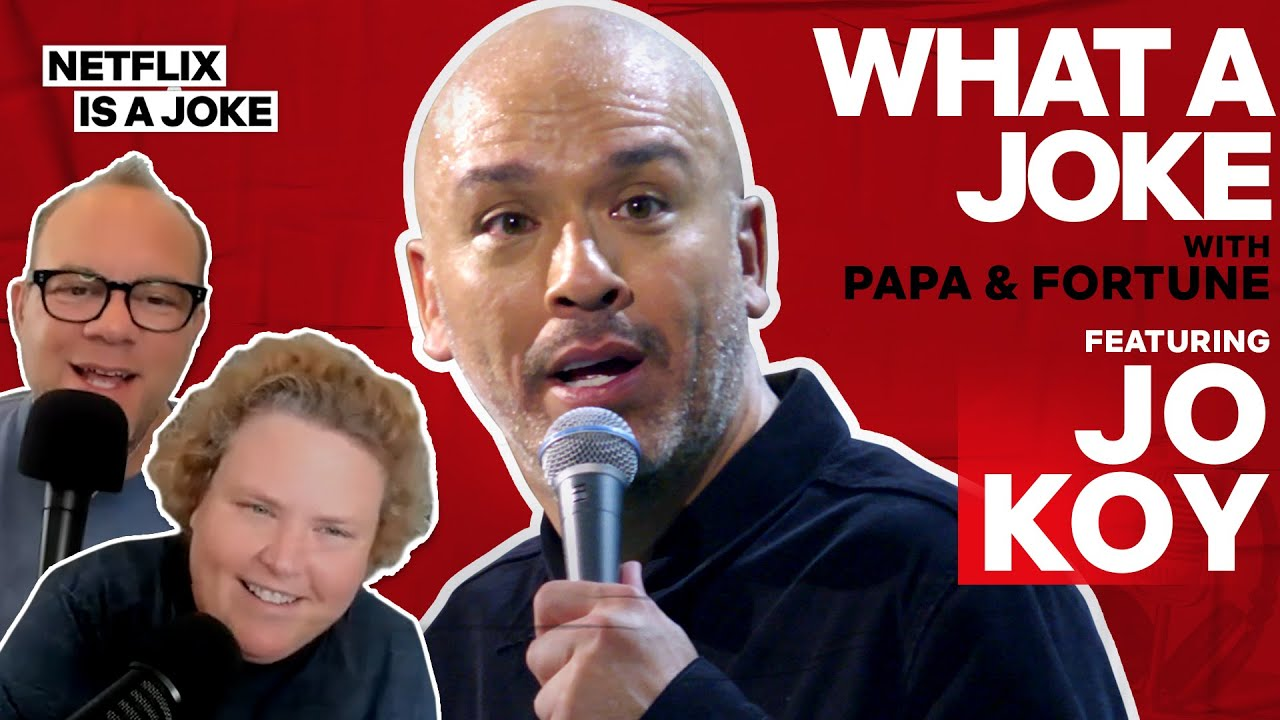 Why Jo Koy Doesn't Talk About His Dad On Stage