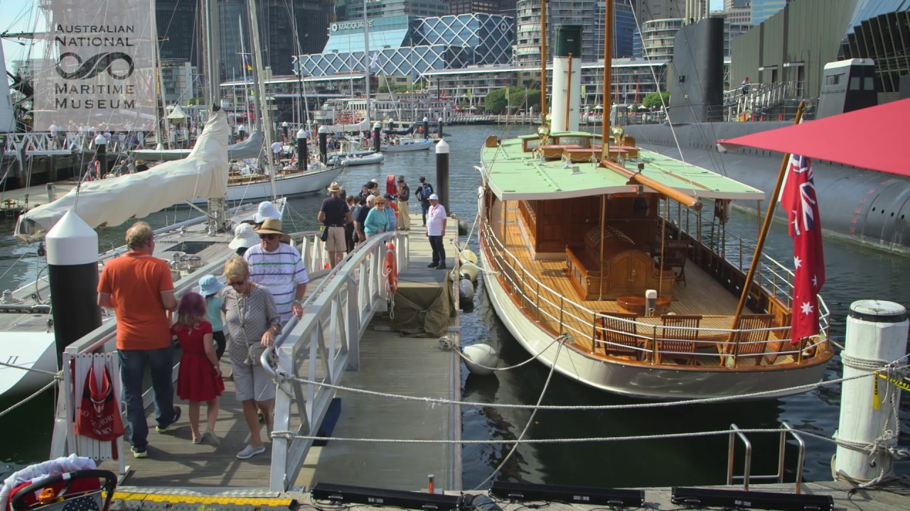 Register Your Vessel Now For The 2018 Classic Wooden Boat Festival Darling Harbour Sydney