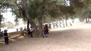SCA: Potrero War 9/2/07 heavies fighting field