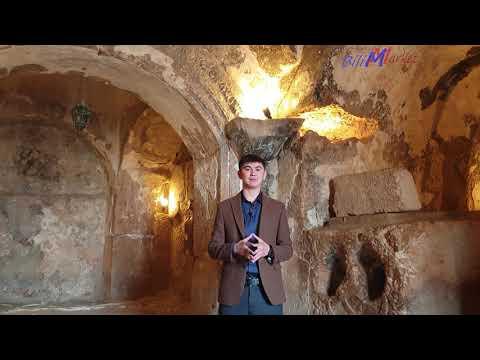 TARIHTAN TAMSHY - Иордания, Кәһф үңгірі