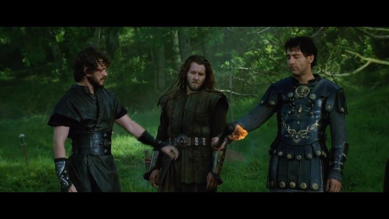 King Arthur 2004 Arthur And Guinevere Marrige Ending Scene Hd Youtube