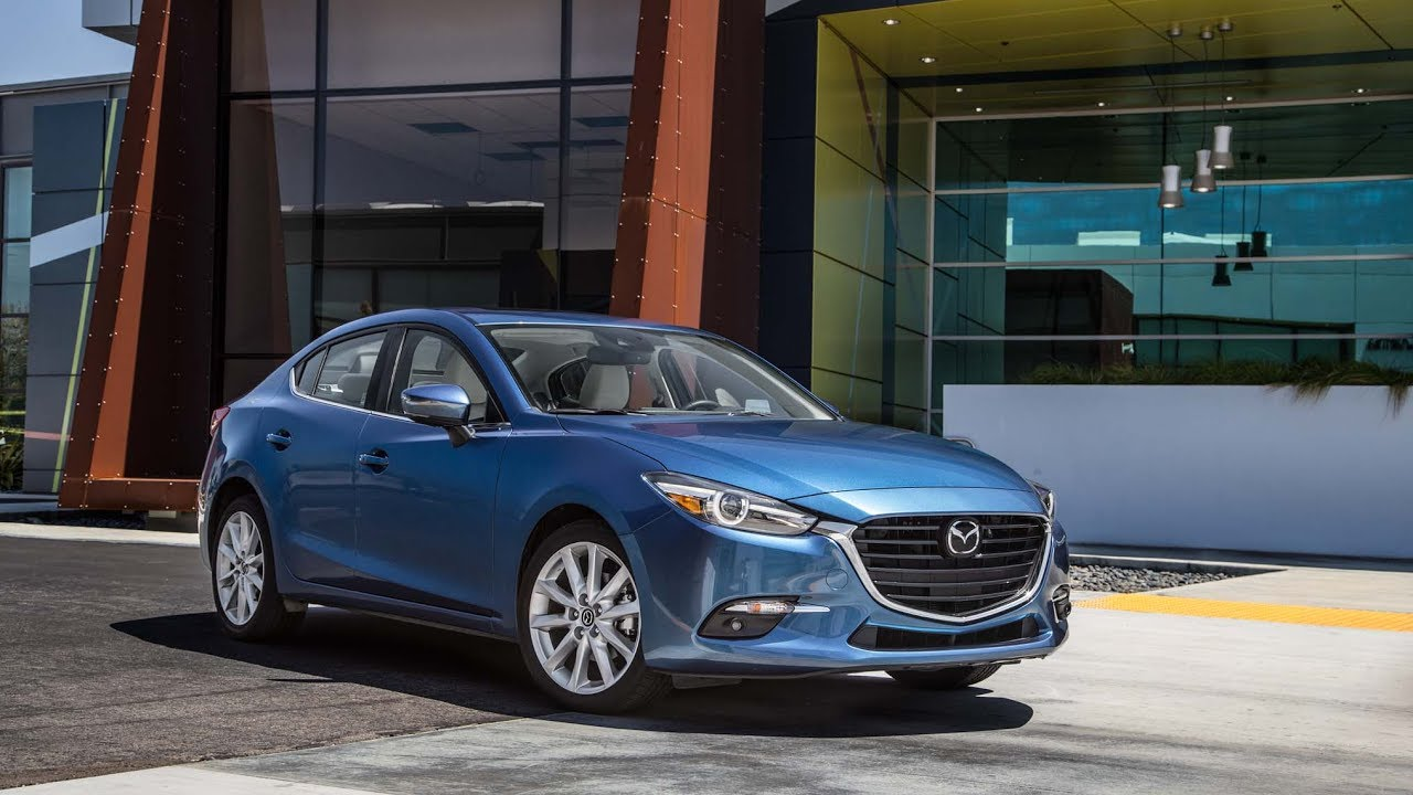 2017 Mazda3 2 5 Grand Touring First Test Review 1080q