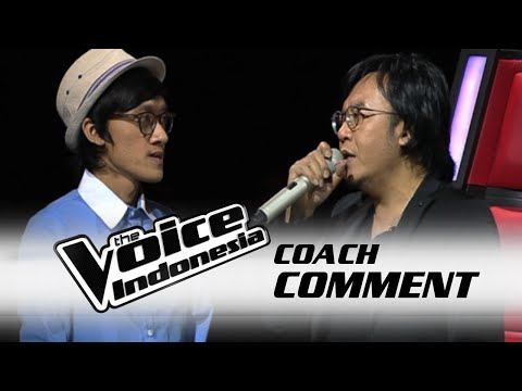 Ari Lasso Nyanyi Buat Krisna TerpanaThe Blind Audition Eps 7The Voice Indonesia 2016