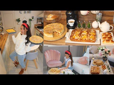 ✨حضرت-كوتي-سهل-و-سريع🍇كيف-نظمت-وجبات-بالبيت-,-روتين-أفكار-وحيل-منزلية-🙅خبزة-معمرة-(organisation).