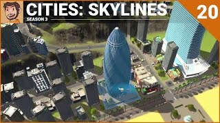 Let's Play Cities: Skylines - Part 20 (Season 3)