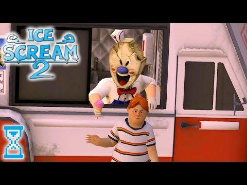 Первое прохождение Мороженщика 2 | Ice Scream 2