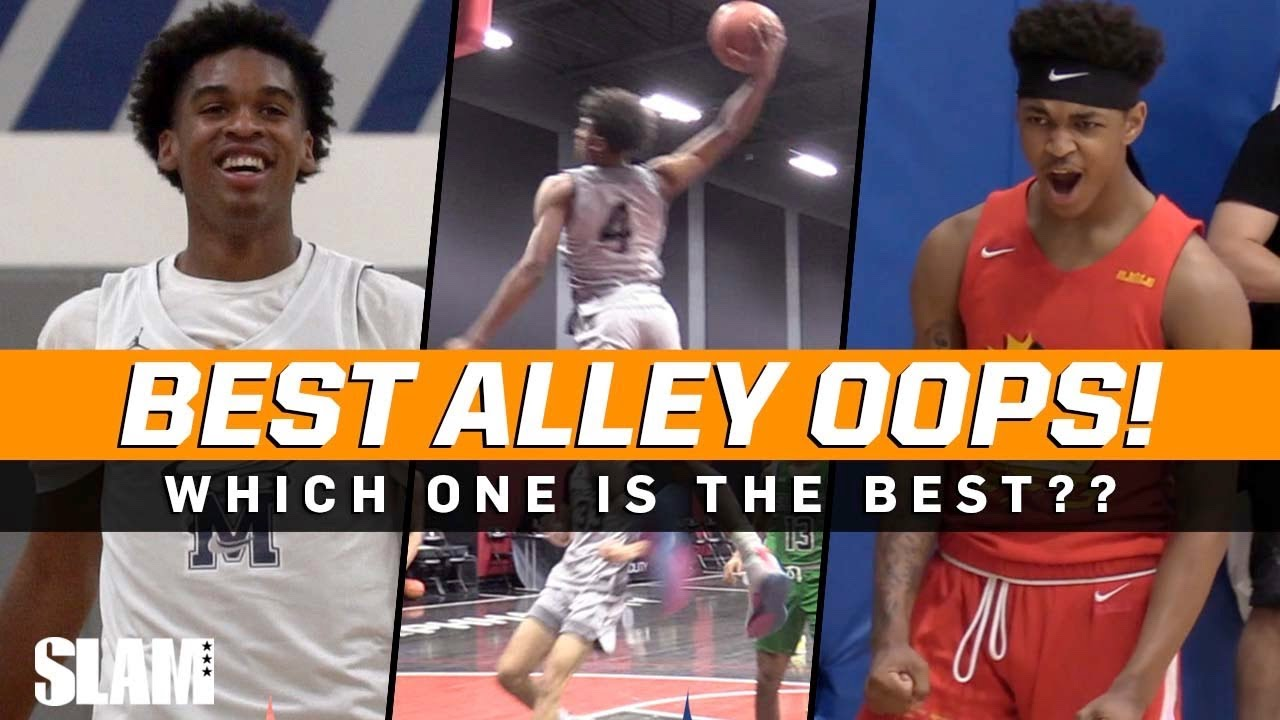 BEST Alley Oops of All Time 🔥 SLAM Top 50 Friday
