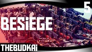 Besiege :: Ep 5 :: Budkai Supa Heavy Tank