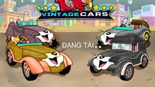 Game kids_Game tom và jerry đua xe